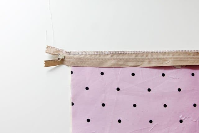 DIY Pencil Pouch | See Kate Sew