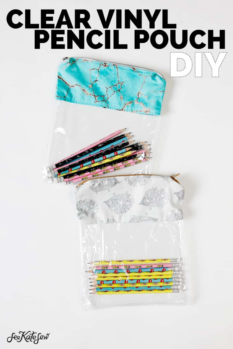 How to make a diy pencil case