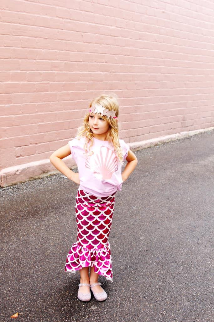 DIY Mermaid Costume Tutorial | See Kate Sew