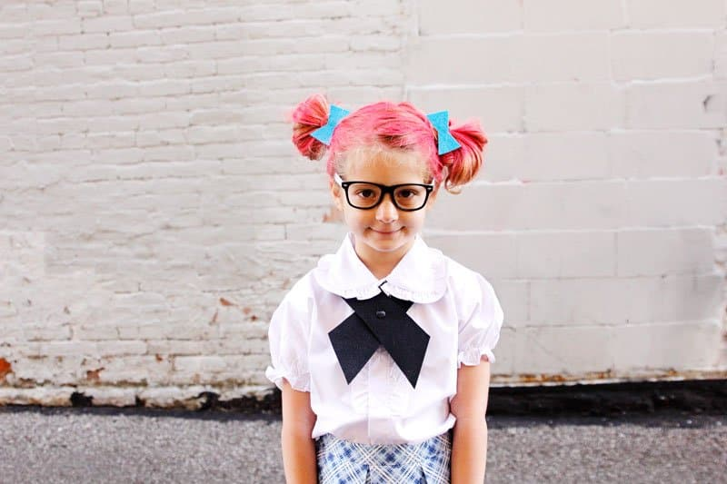 DIY LOL costume & Pleated Skirt Tutorial | DIY LOL Doll Costume | DIY Halloween Costume | Easy DIY Halloween Costume | Girls Halloween Costume | Easy Girls Halloween Costume | LOL Crafts | How to Pleat a Skirt | Pleated Skirt Tutorial | Sewing Tutorials || See Kate Sew #sewingtutorial #seekatesew