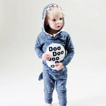 Baby Shark Costume DIY