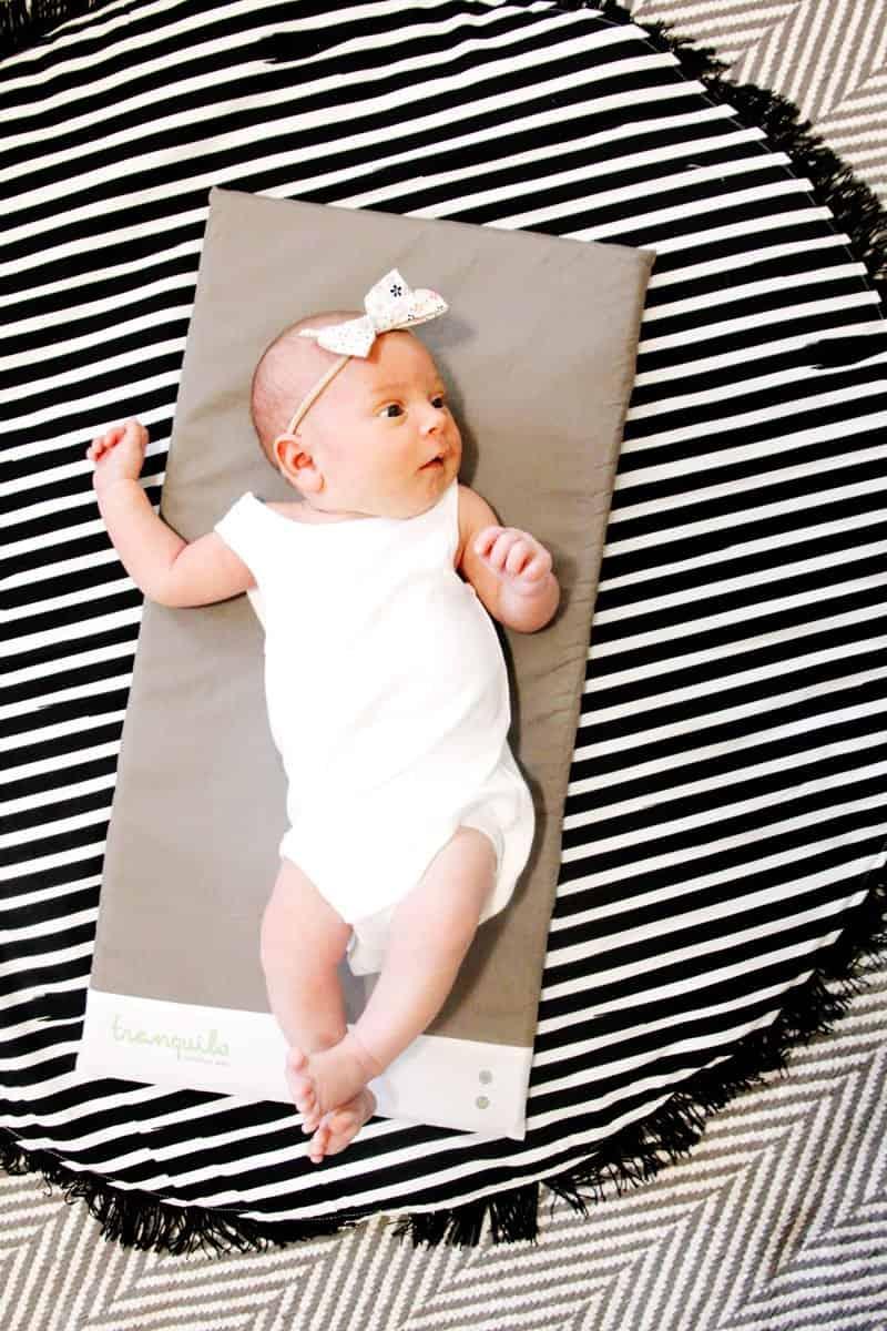 DIY Circle Play Mat +Tranquilo Mat Review | Baby Mat Review | DIY Playmat | How to Sew a Playmat | DIY Baby | Tranquilo Mat Review || See Kate Sew #diybaby #seekatesew