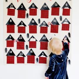 Sew a Pocket Advent Calendar