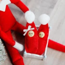 Elf on the Shelf Baby