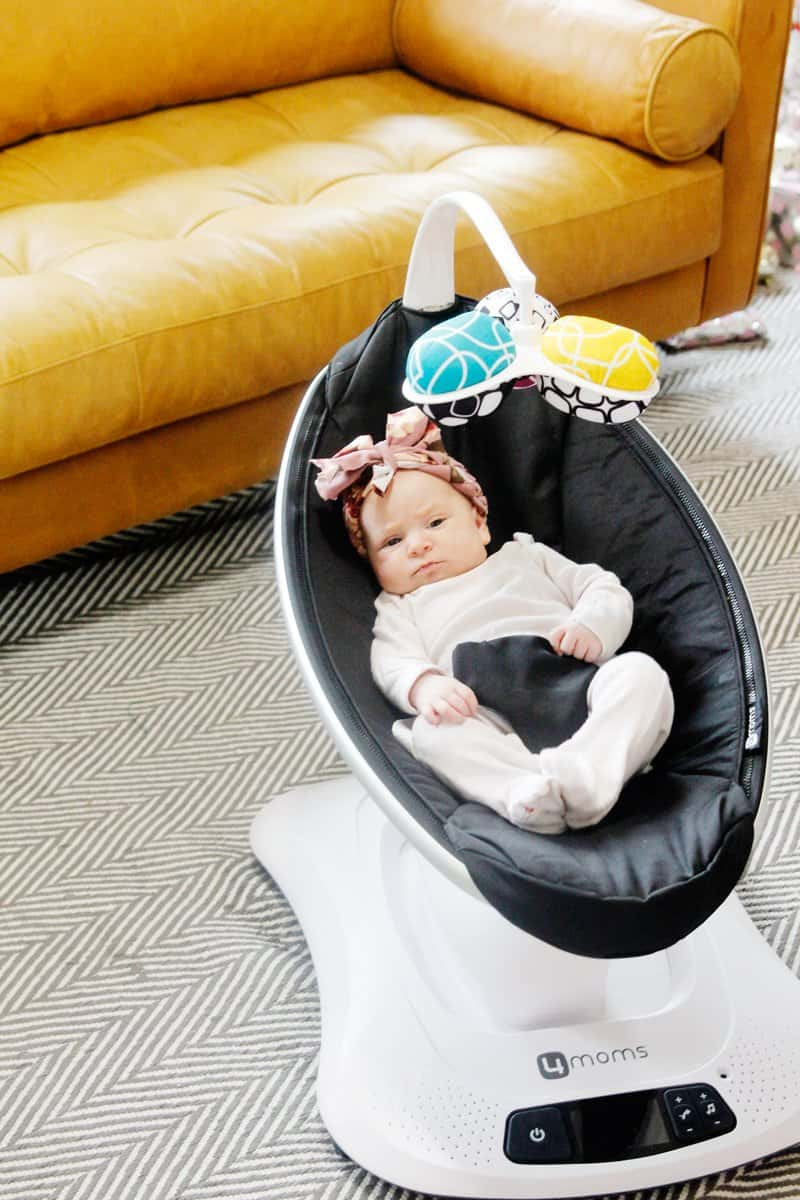 4moms Mamaroo Review - see kate sew