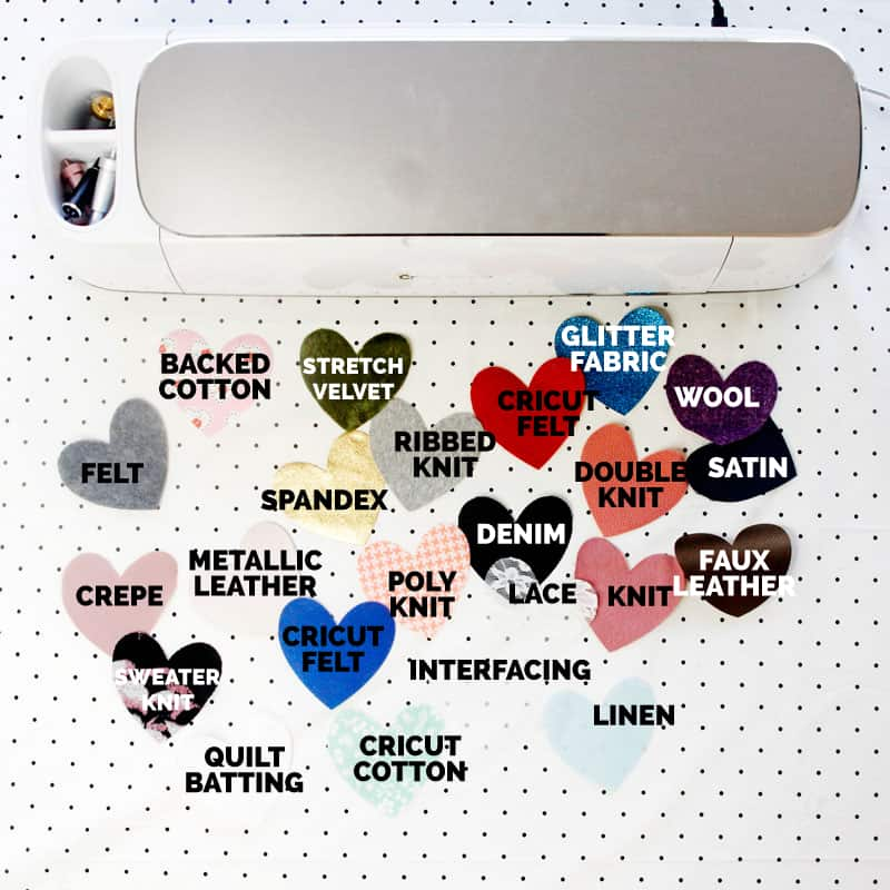 Cricut supplies that are perfect for the sewing, crafter, and quilter on your list! Here are my top 12 favorite Cricut supplies. || See Kate Sew #giftguide #cricut #cricutsupplies #cricutgifts #sewinggifts #craftgifts #quiltergifts #seekatesew