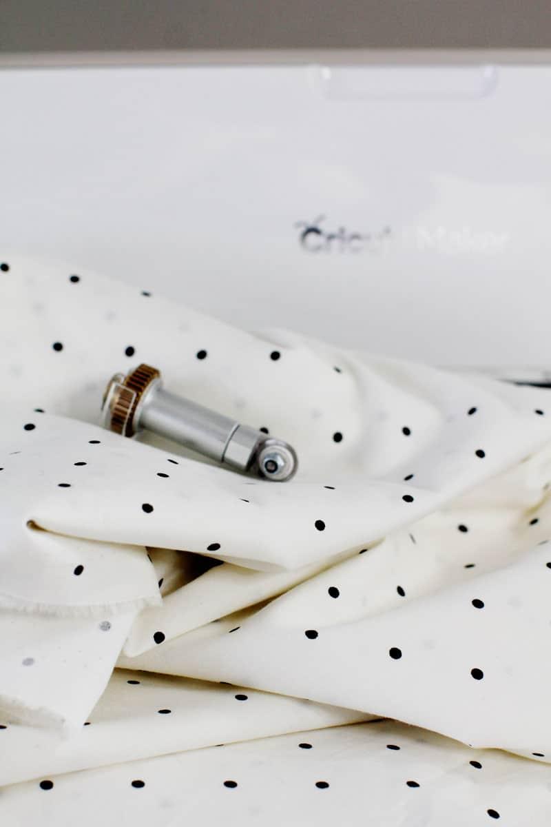 All About The Cricut Maker Rotary Blade   Cricut Maker Accessories   Cricut Maker   Rotary Blade   Sewing With A Cricut Maker   How to Use the Cricut Maker Rotary Blade   Cricut Maker Adaptive Tool System    See Kate Sew #cricutmaker #seekatesew