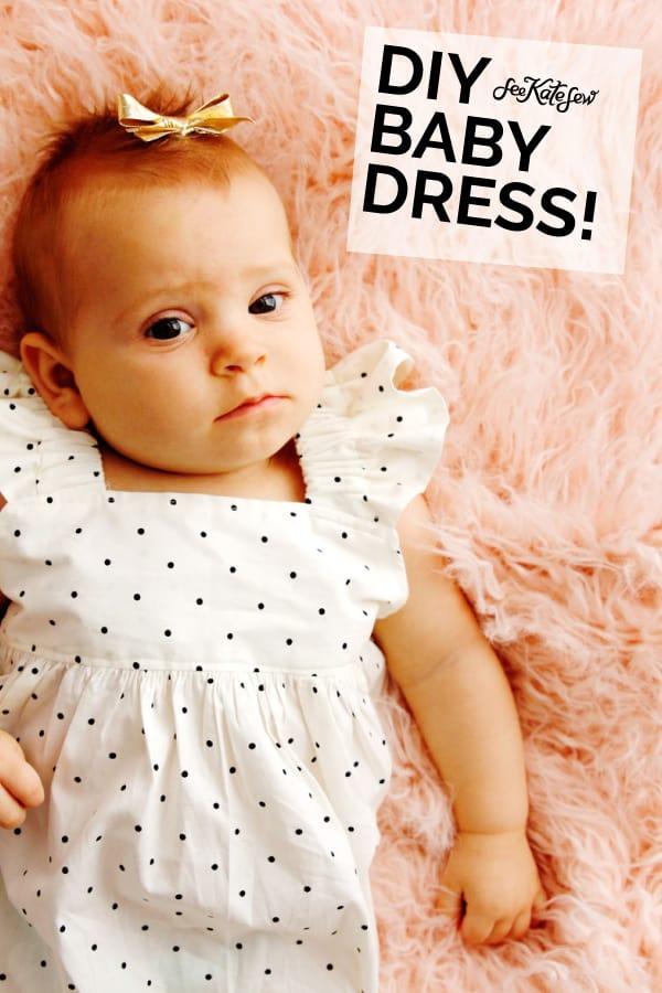 Easy Baby Dress