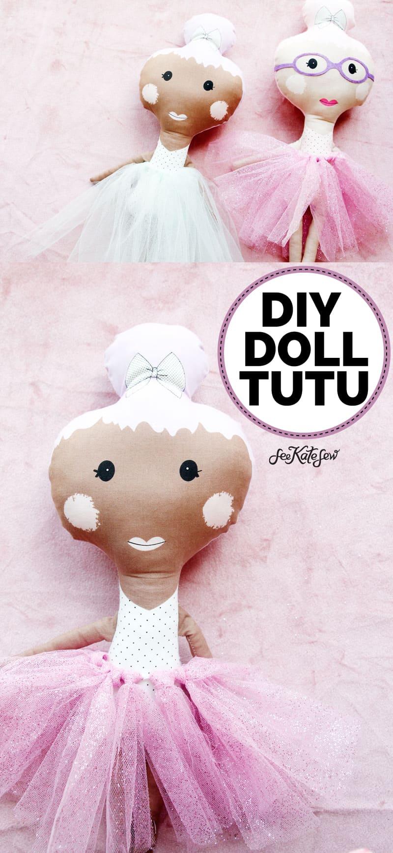 DIY DOLL TUTU