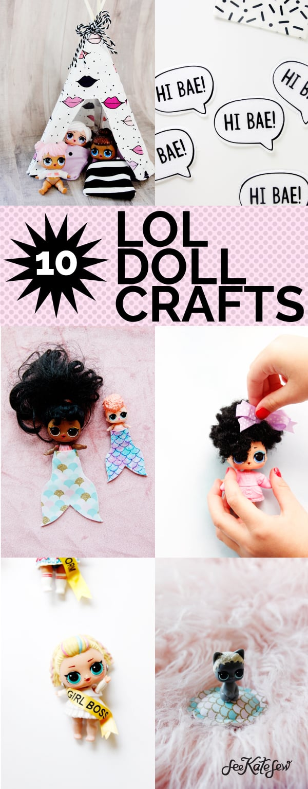 10 lol crafts you can make today!