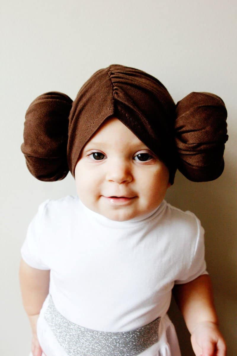 Diy Princess Leia Baby Costume See Kate Sew