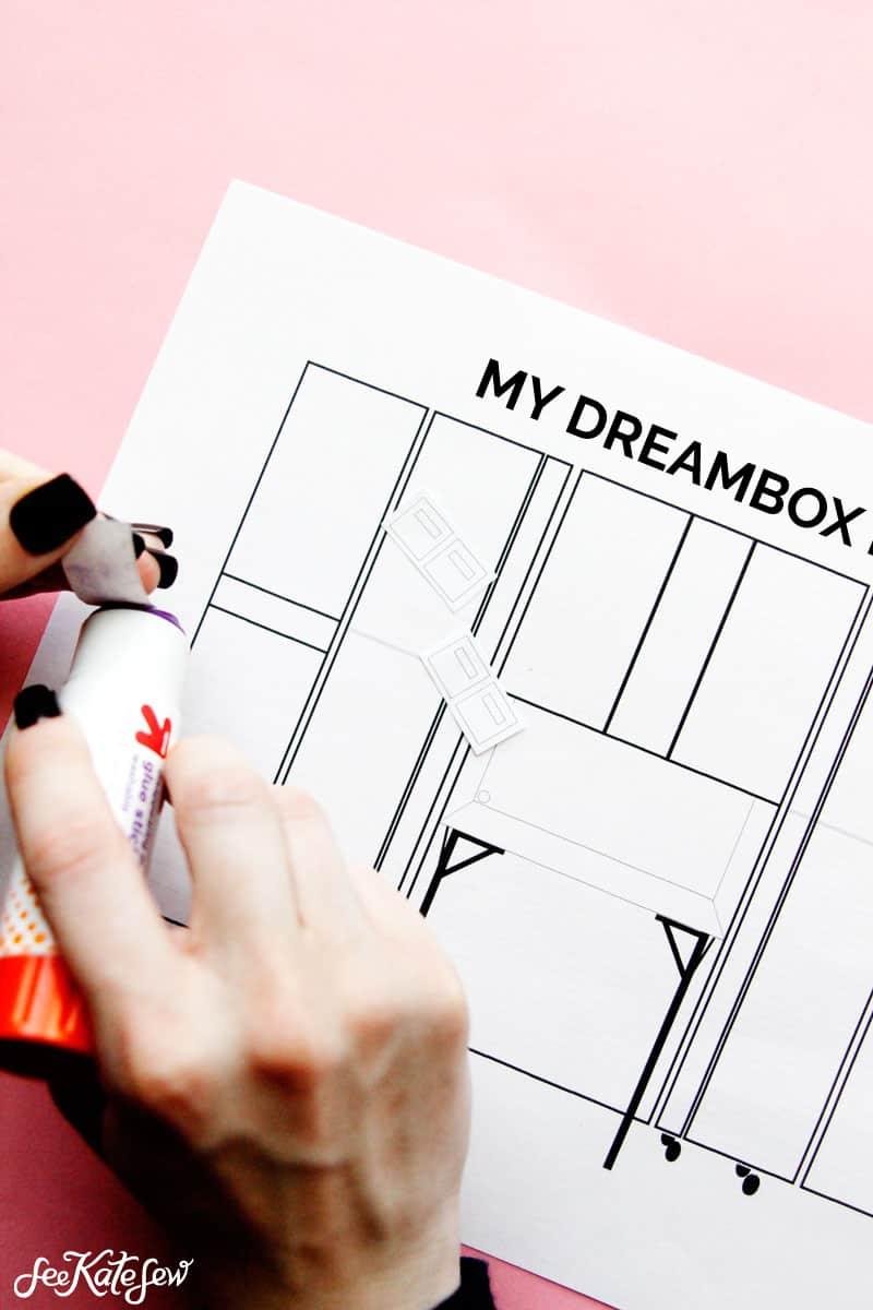 DreamBox Planner Printable