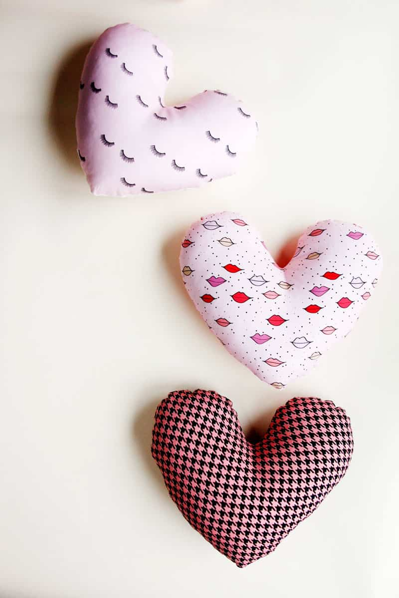 Sew4Good: Heart Pillows for Breast Cancer