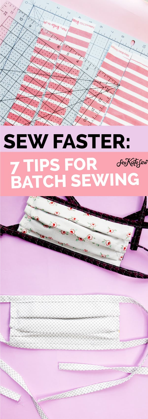 Sew Faster for Mass Producing