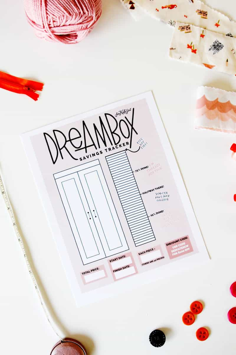 love my Dream Box Craft Cabinet | 10 Reasons