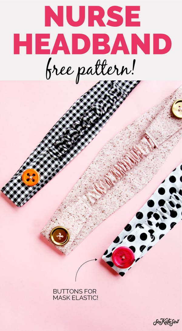 Cute and Comfy Fabric Headbands