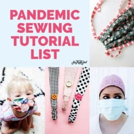 Pandemic Sewing Round Up