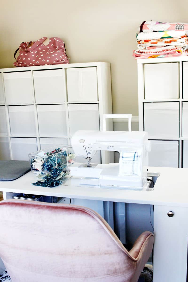 The BEST Sewing Machine Table - Sew Station Review