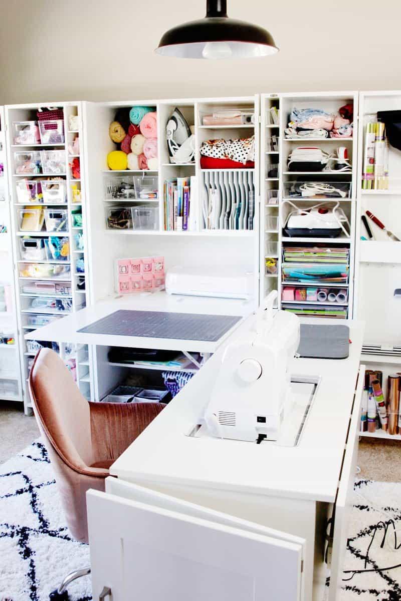 Dream Box Craft Cabinet