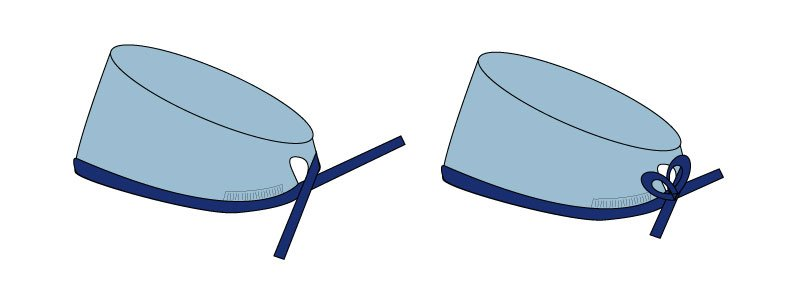 Scrub Cap Sewing Instructions