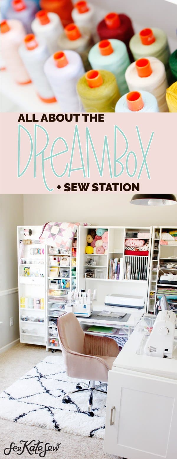 Tour the DreamBox and Sew Station