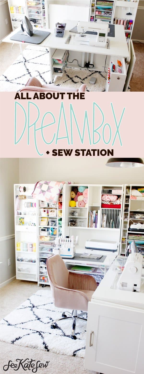 Sew Station Sewing Table | Best Sewing Cabinet