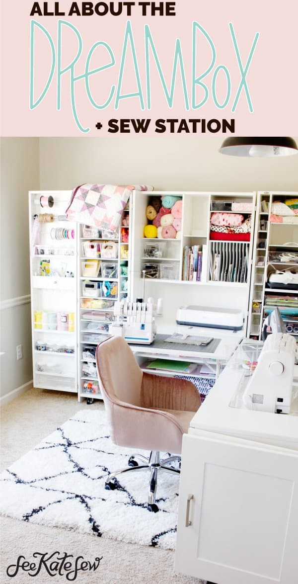 Create Room Sewing Cabinet
