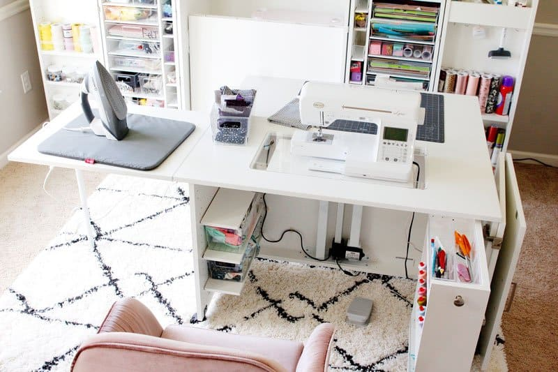Sew Station | Sewing Cabinet