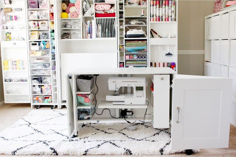 Sewing Cabinet Create Room