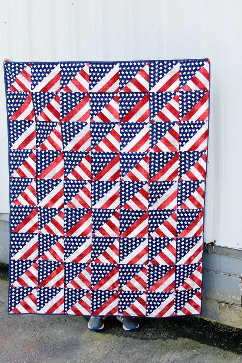 Quilts of Valor | The Americana Quilt