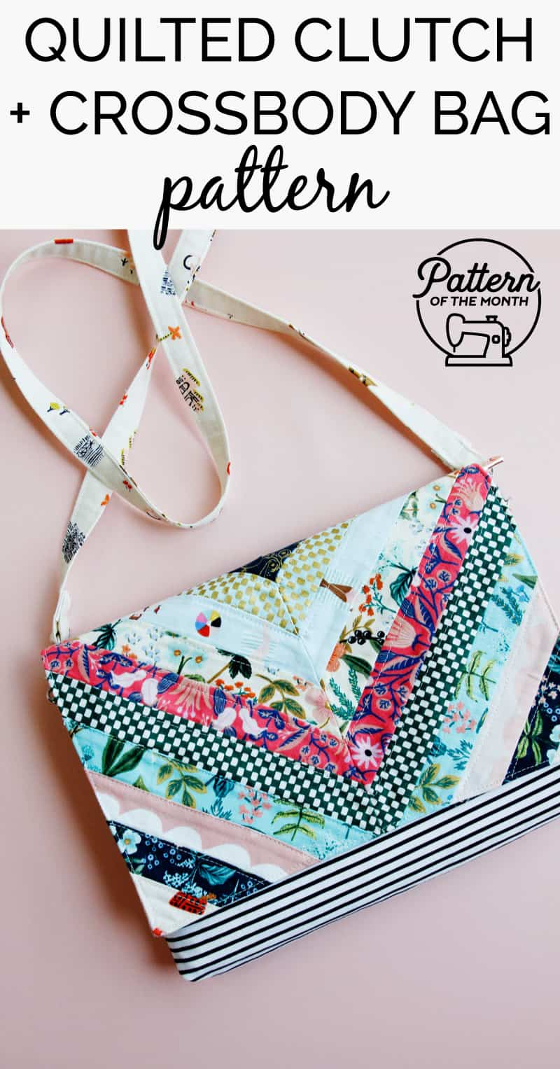 Quilty Bags | Pattern of the Month