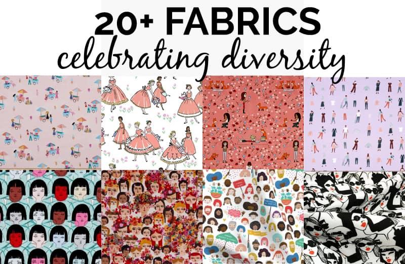 Fabrics Celebrating Diversity