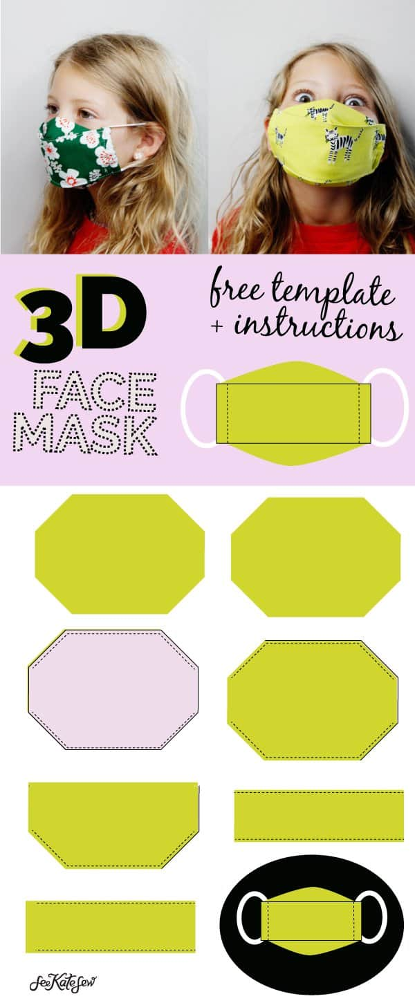 How to make a mask for school