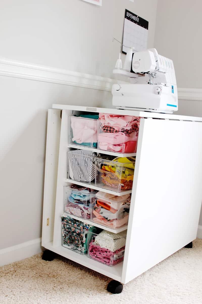 Fabric Storage DreamCart