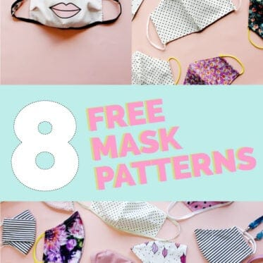 Sew 8 Mask Patterns