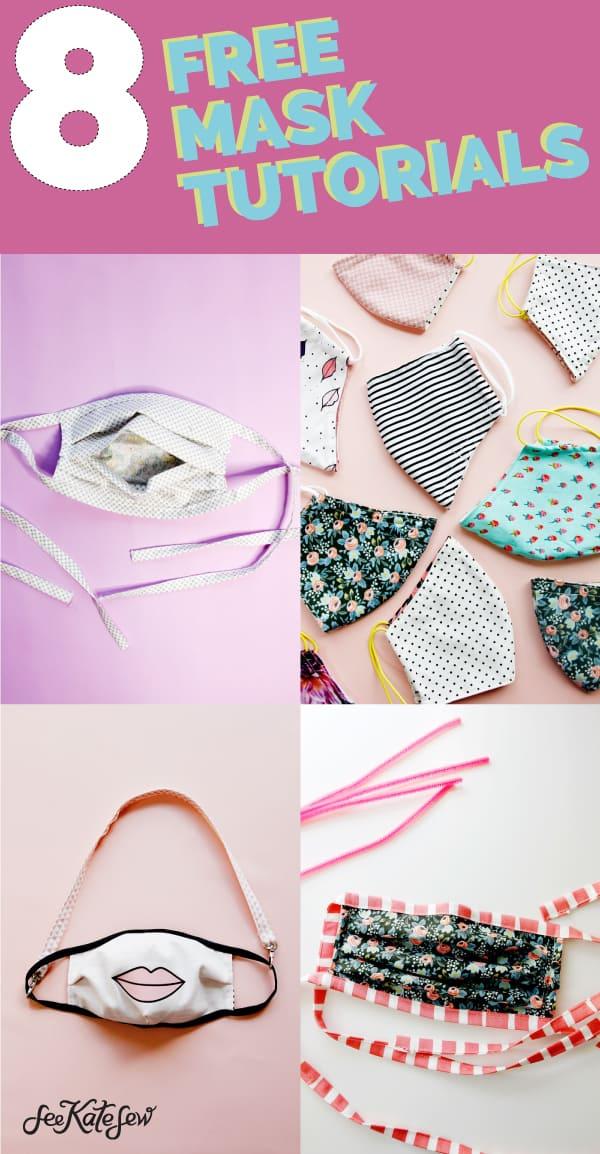 Mask Sewing Pattern List