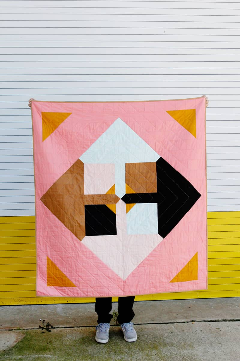 Banff Quilt See Kate Sew | Quilt Pattern of the Month