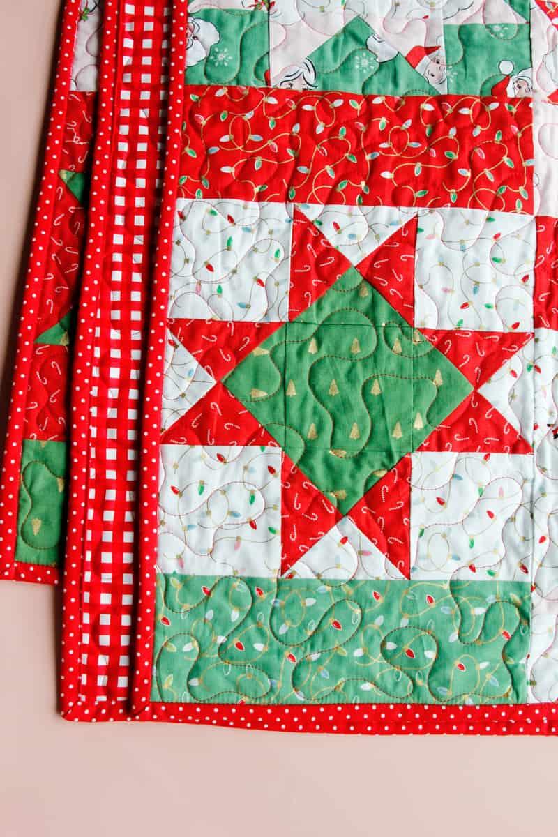 Festive Christmas Fabric
