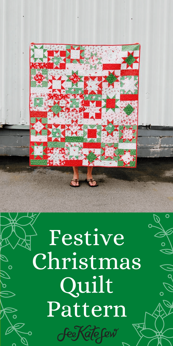 Sew a Christmas Quilt