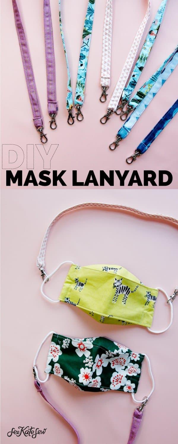 DIY Mask Lanyard Pattern