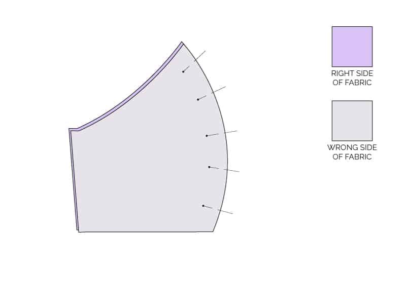 FREE MASK PATTERN | Mask Sewing Pattern