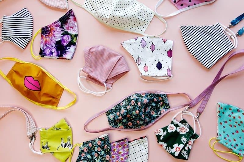 8 free mask sewing patterns to make