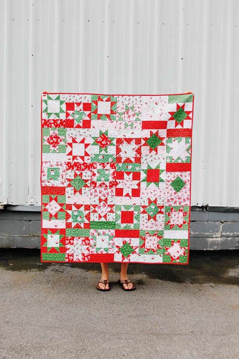 Christmas Quilt Fabric