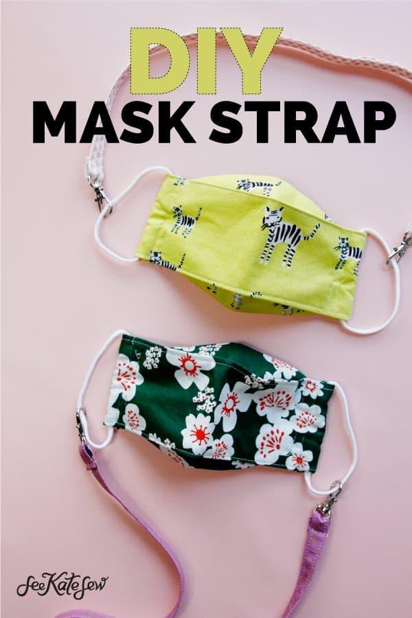 Face Mask Mask Strap Pattern
