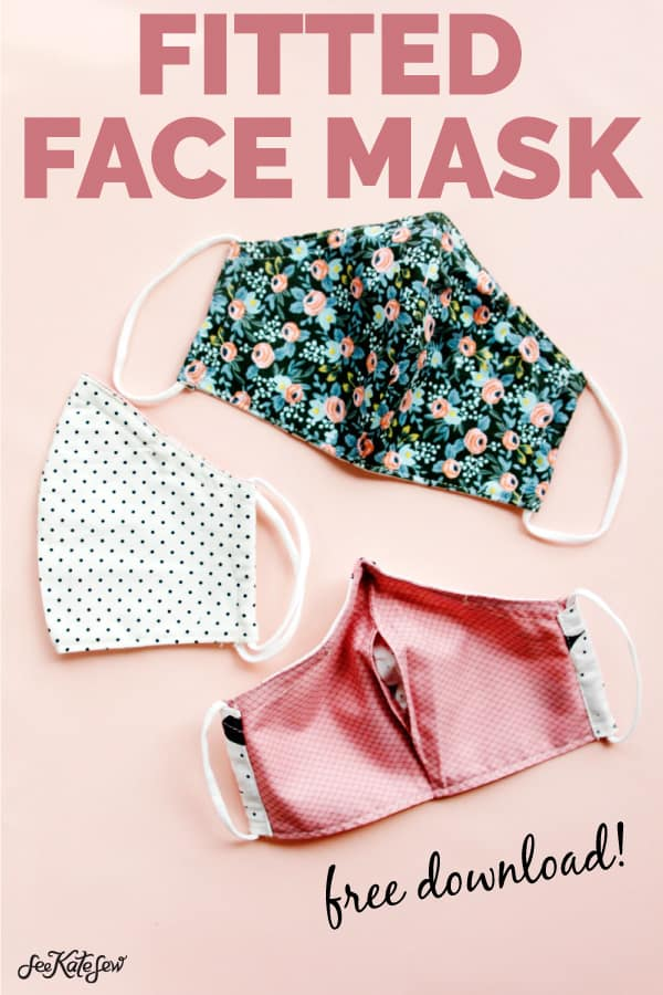 Easy Face Mask Pattern