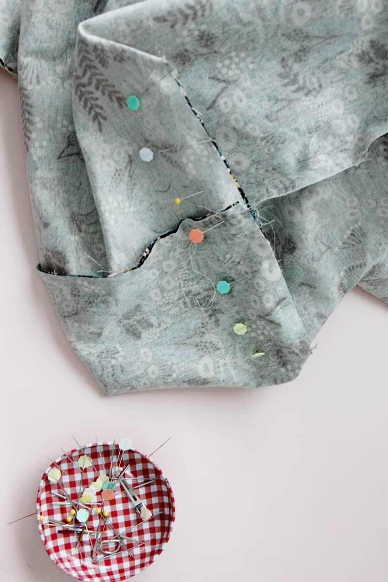 Floor Cushion Sewing Tutorial