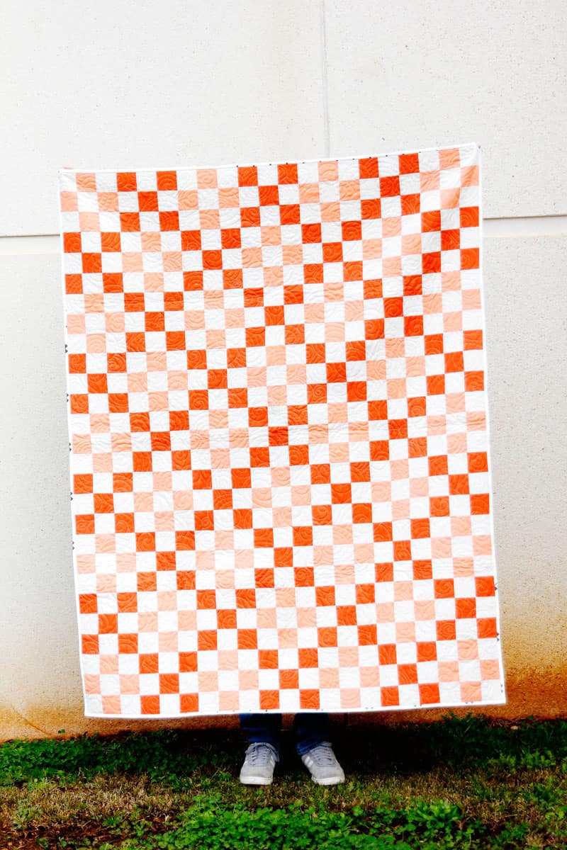 Pattern of the Month | Granny Square Quilt