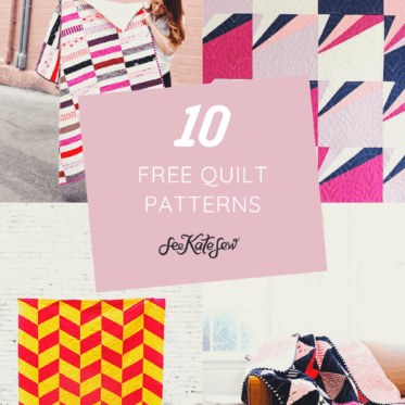 Free Quilt Sewing Patterns