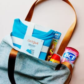 Go Bags for Foster Care Children