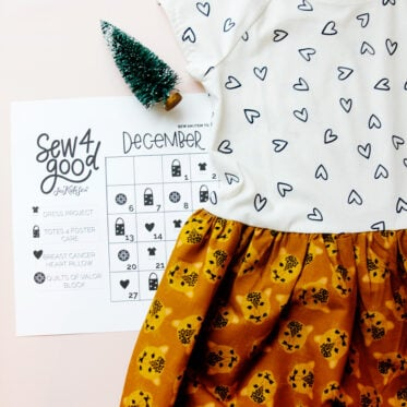 Sew Dresses for Charity Project